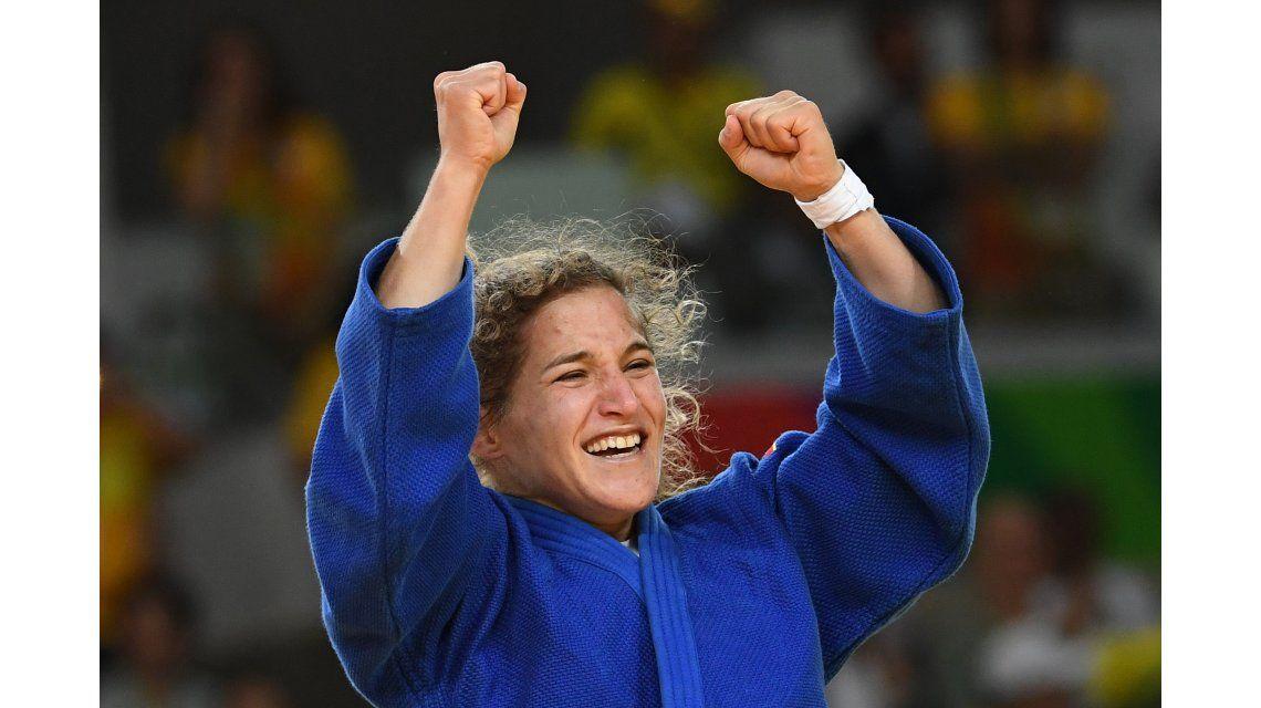 Sueño cumplido: Paula Pareto se quedó con la primera medalla de oro argentina