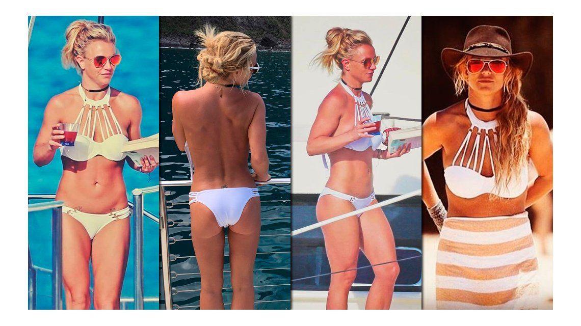 La nueva figura sexy de Britney Spears