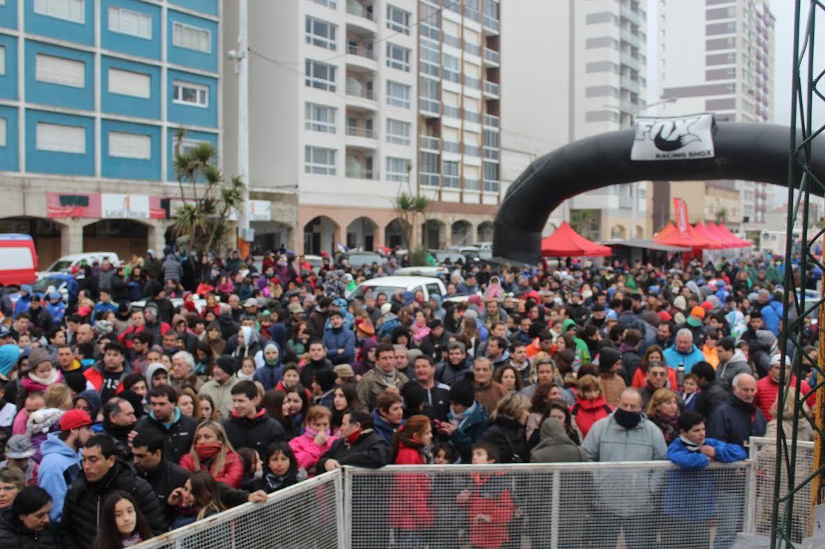 Más de 20 mil personas disfrutaron del Enduropale Necochea 2016