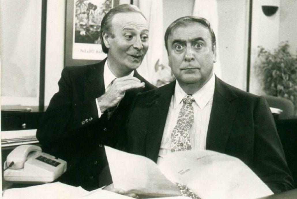 El Gordo y El Flaco, el gran éxito de Juan Carlos Mesa y Gianni Lunadei