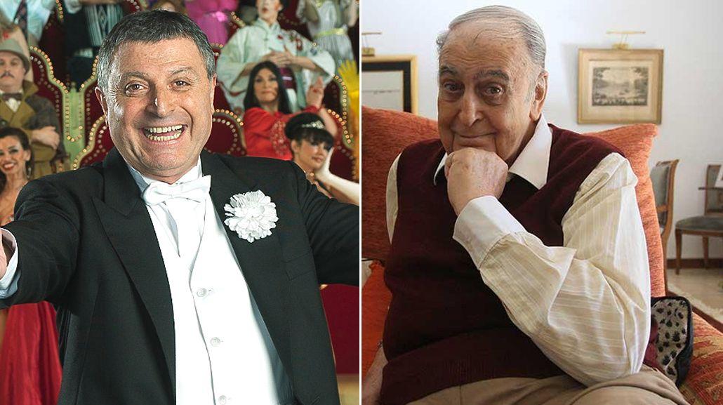 Juan Carlos Mesa era como un padre, fue uno de los últimos grandes del humor, dijo Gino Renni