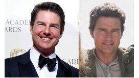 Tom Cruise dejó el botox y renovó su cara