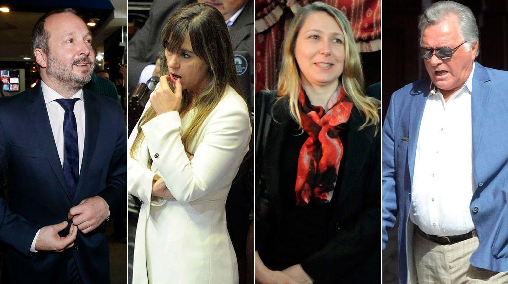 El apoyo de los dirigentes políticos a Hebe de Bonafini