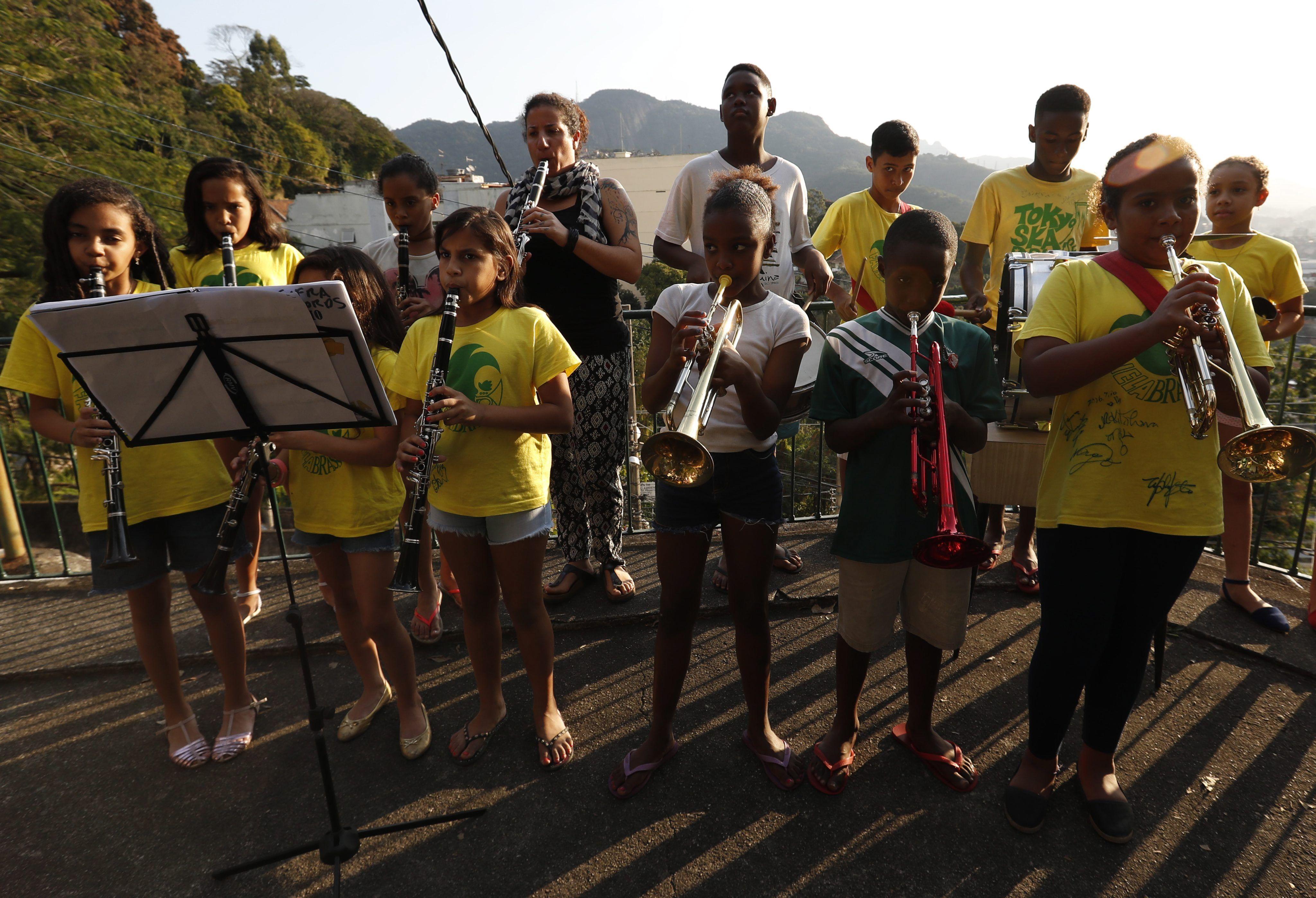 A tres días de los Juegos Olímpicos 2016 así se prepara Río
