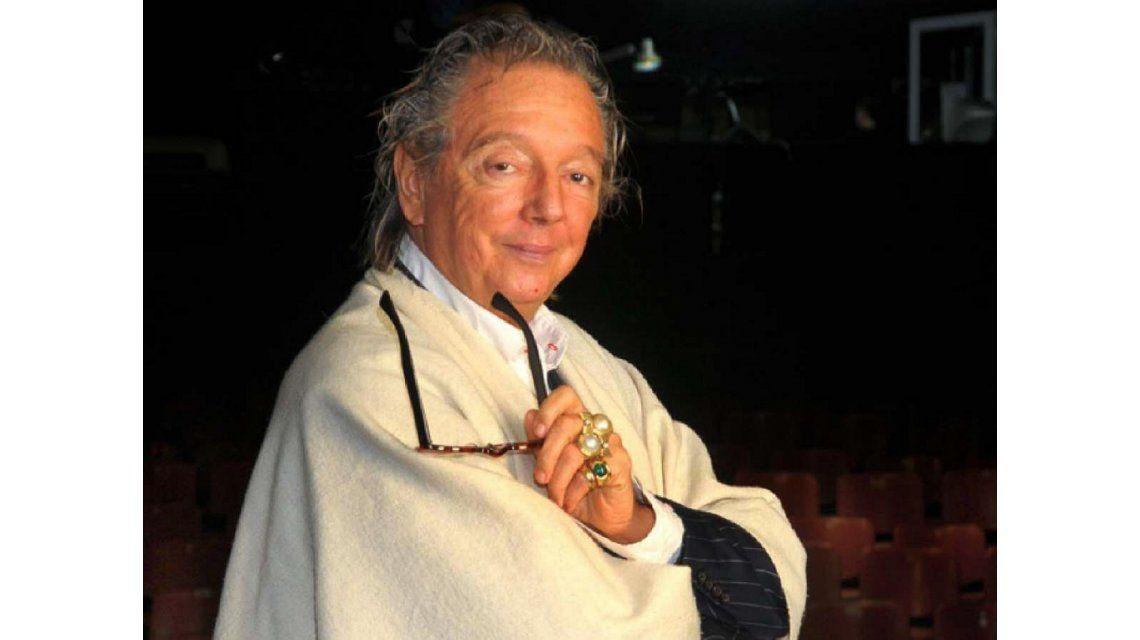Por un dedo en el culo: la carta de Pepe Cibrián, a quien le detectaron cáncer