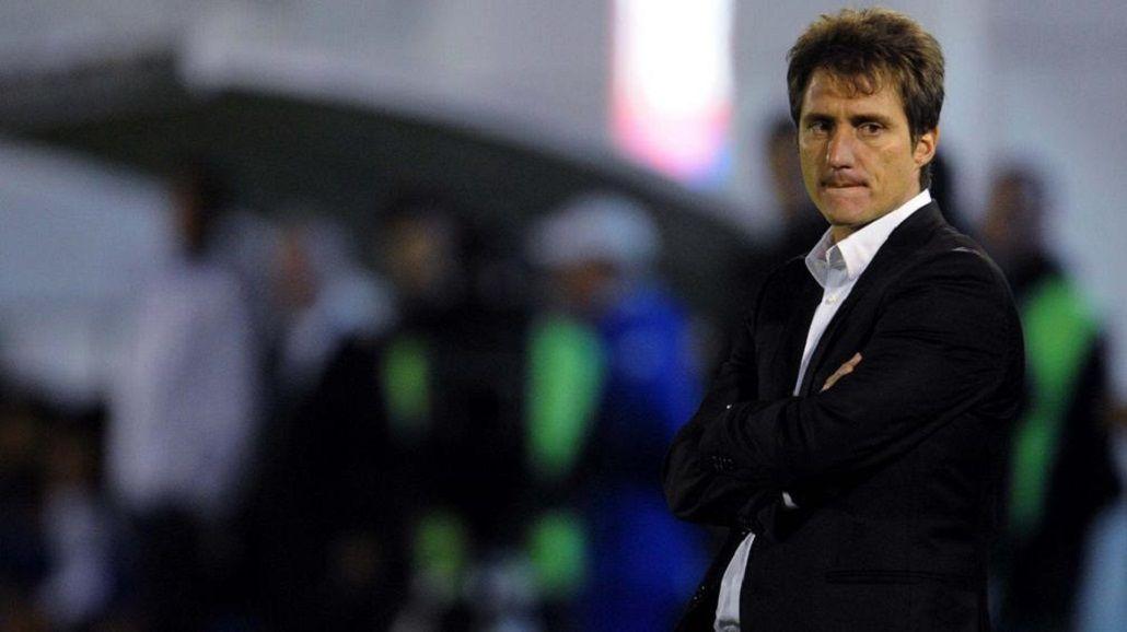 El entrenador de Boca Juniors