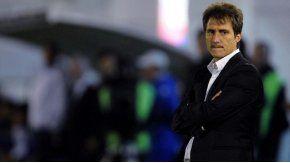 El entrenador de Boca Juniors, Guillermo Barros Schelotto, probó con un esquema táctico diferente al que utilizaba con Carlos Tevez ubicado como centrodelantero