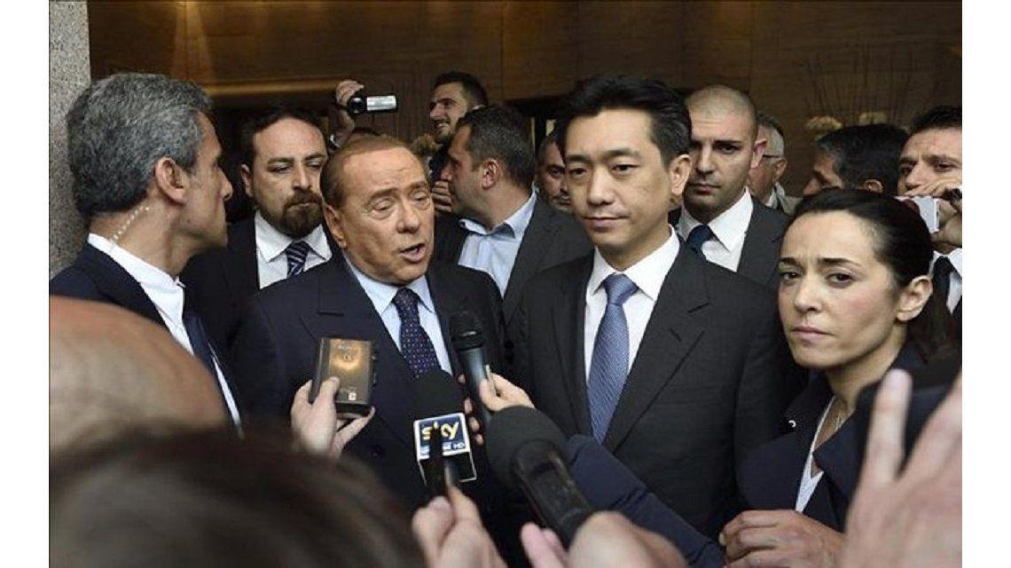 El Milan vende sus acciones a un grupo chino en 740 millones de euros