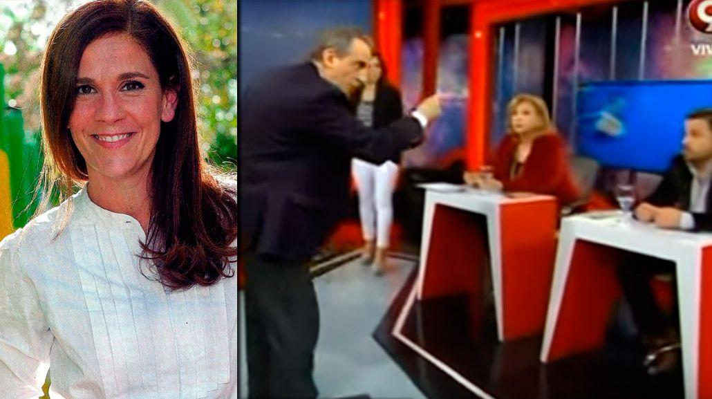 Mercedes Mendoza, la conductora que presenció el cruce de Moreno, desmintió el despido del economista
