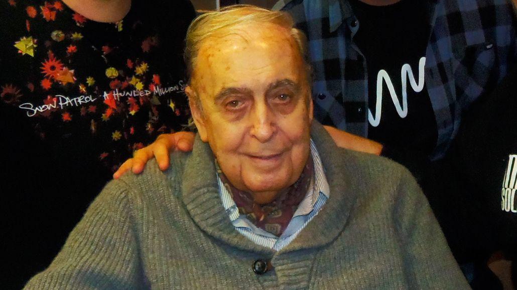 A los 86 años, murió el humorista Juan Carlos Mesa