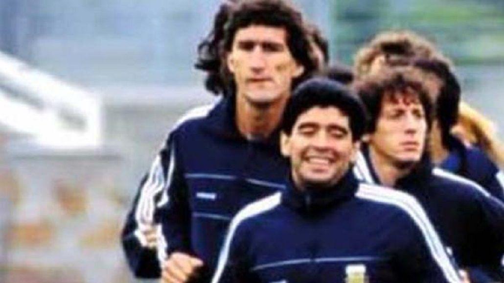 Maradona dio su opinión sobre la designación de Bauza como DT de la Selección
