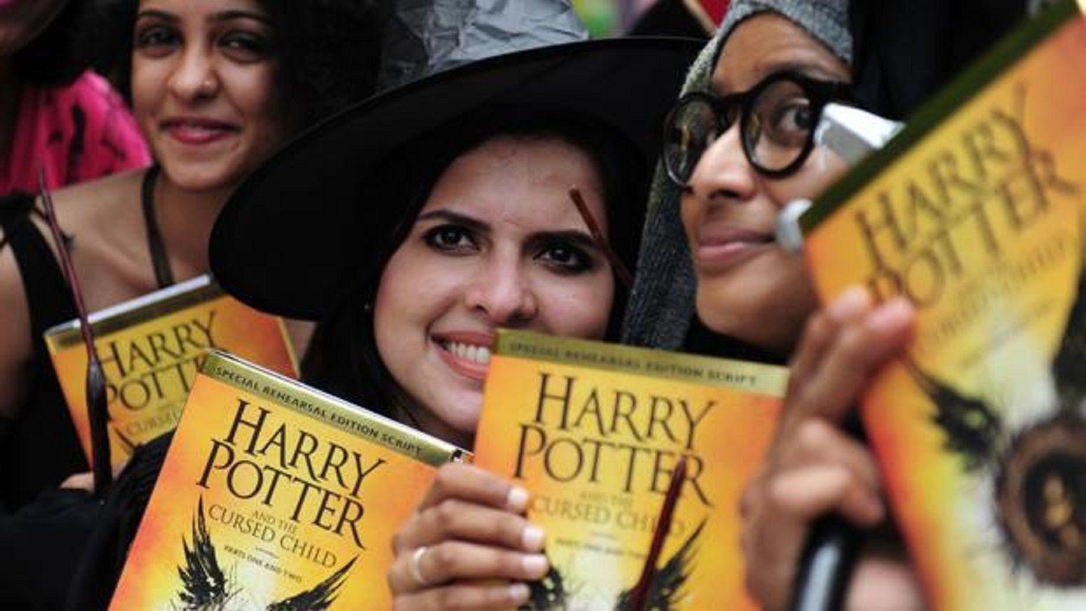 El guión teatral de la nueva historia de Harry Potter rompe récords de preventa