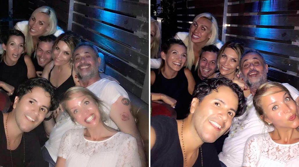 ¿Una ex modelo es la nueva conquista de Jorge Rial en Miami?