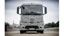 Así es el primer camión urbano eléctrico