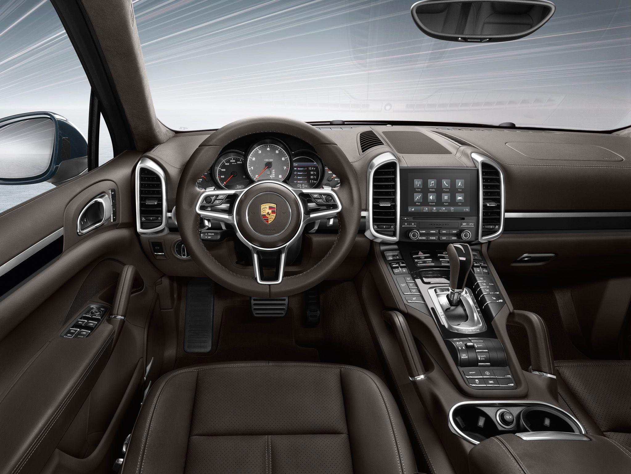 Resurge el mercado: Porsche apuesta a los SUV de lujo