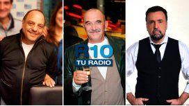 Radio 10 presenta nueva programación : Es un sacudón para recuperar el liderazgo