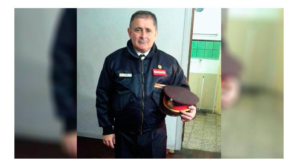 Misterio por la muerte de un bombero en Quilmes: nadie sabe qué le pasó