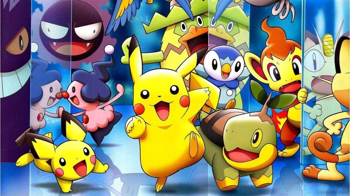 ¿En qué lugares se pueden encontrar los Pokémon?