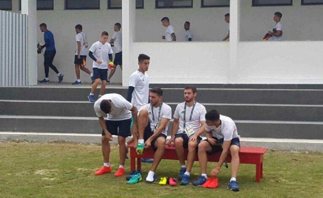¿Cuál será el equipo que plantará Olarticoechea para el debut en Río?