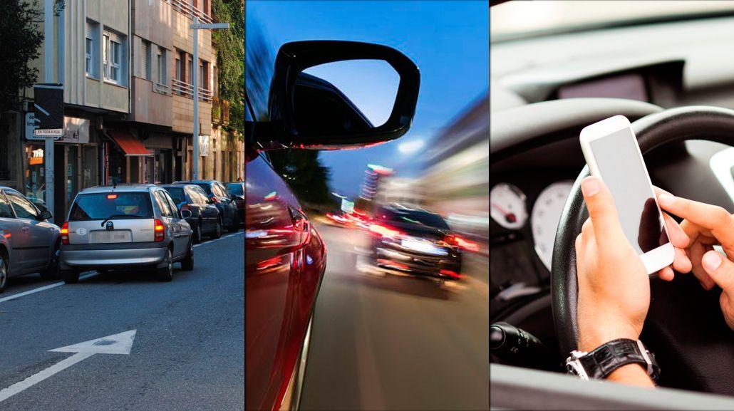 Aumentaron las multas en la Ciudad: cuánto sale cada infracción de tránsito
