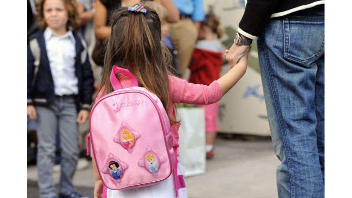 Encuentran cocaína en la mochila que llevaba una nena de cuatro años al jardín