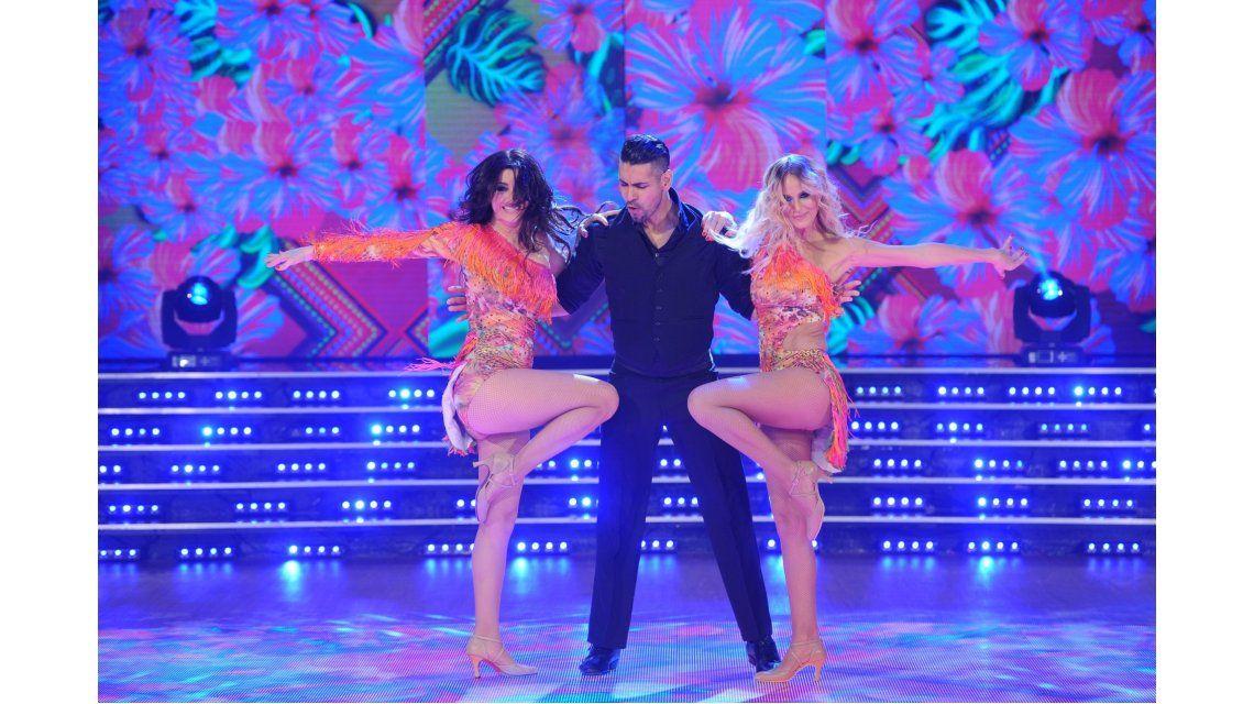 Carla Conte volvió al Bailando, aclaró sus viejas críticas y falló en el baile