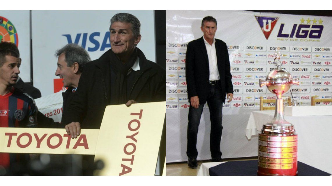 La Copa Libertadores, el bastión en la carrera de Edgardo Bauza como DT