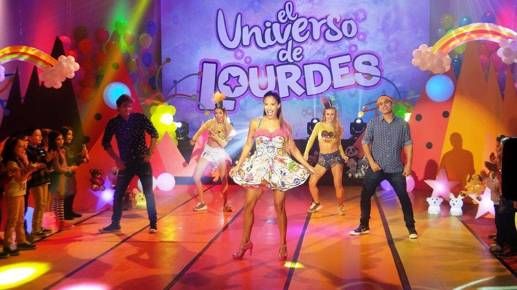 VIDEO: así comenzó el programa infantil de Lourdes Sánchez
