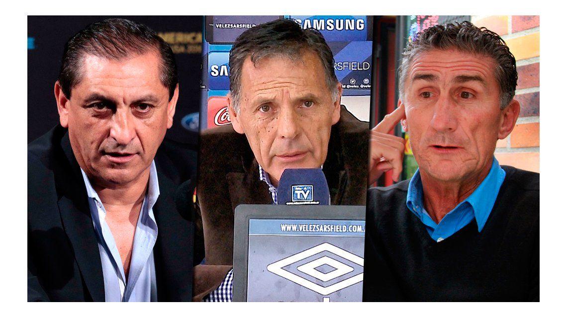 Ramón, Russo o Bauza: a las 19.30 se conocerá al nuevo DT de la Selección Argentina
