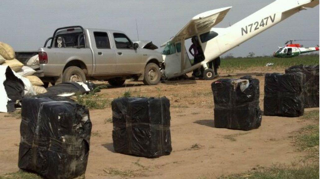 La ruta narco: unas 1.500 pistas ilegales en el país se usan para mover drogas