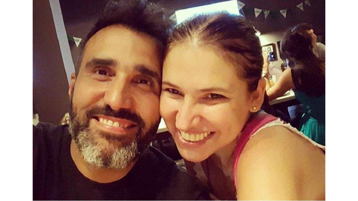 El ex marido de Fernanda Iglesias se define como su rehén
