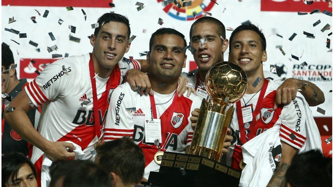 Gabriel Mercado está a un paso de sumarse al Sevilla de Jorge Sampaoli