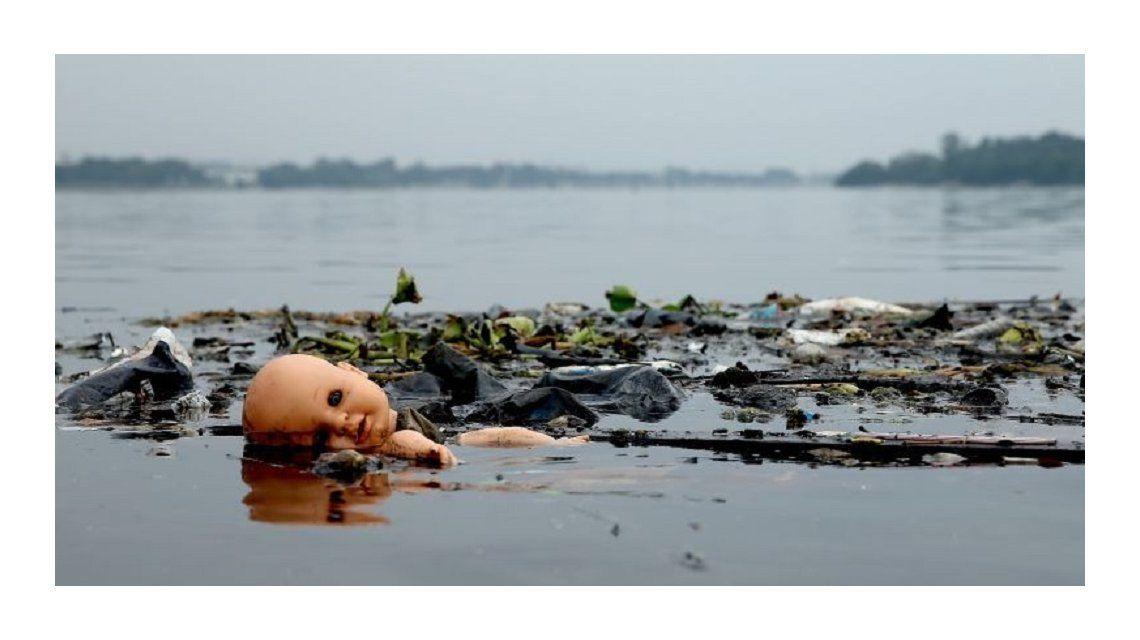 Recomiendan a los atletas de los Juegos no meter la cabeza abajo del agua