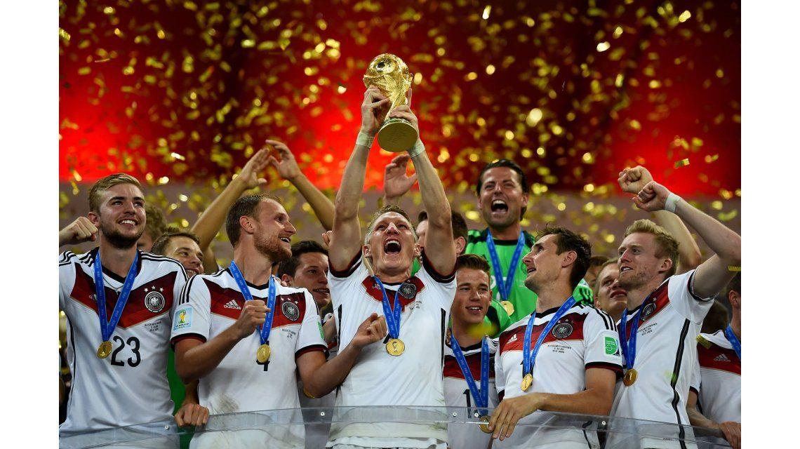 Uno de los verdugos de Argentina en el Mundial se retira de la Selección alemana