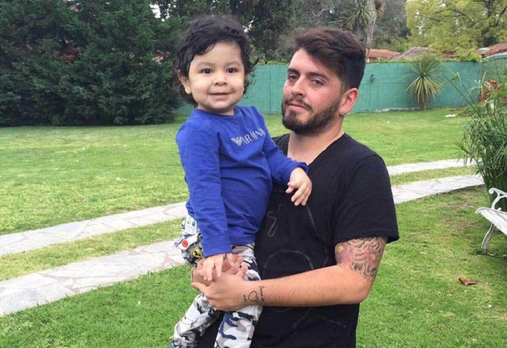 Se reveló quien filtró la polémica foto de Diego Jr. y Dieguito Fernando
