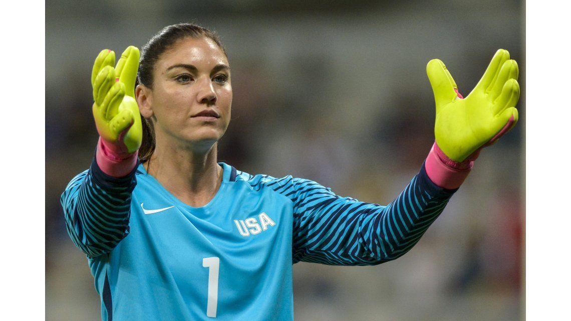 Suspendieron por seis meses a la jugadora más odiada de Río 2016