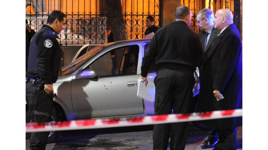 Un menor fue baleado tras intentar asaltar a policías de civil