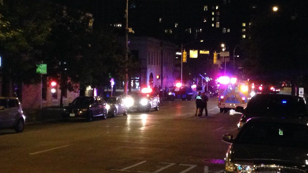 Tiroteo en Texas dejó al menos una mujer muerta y varios heridos