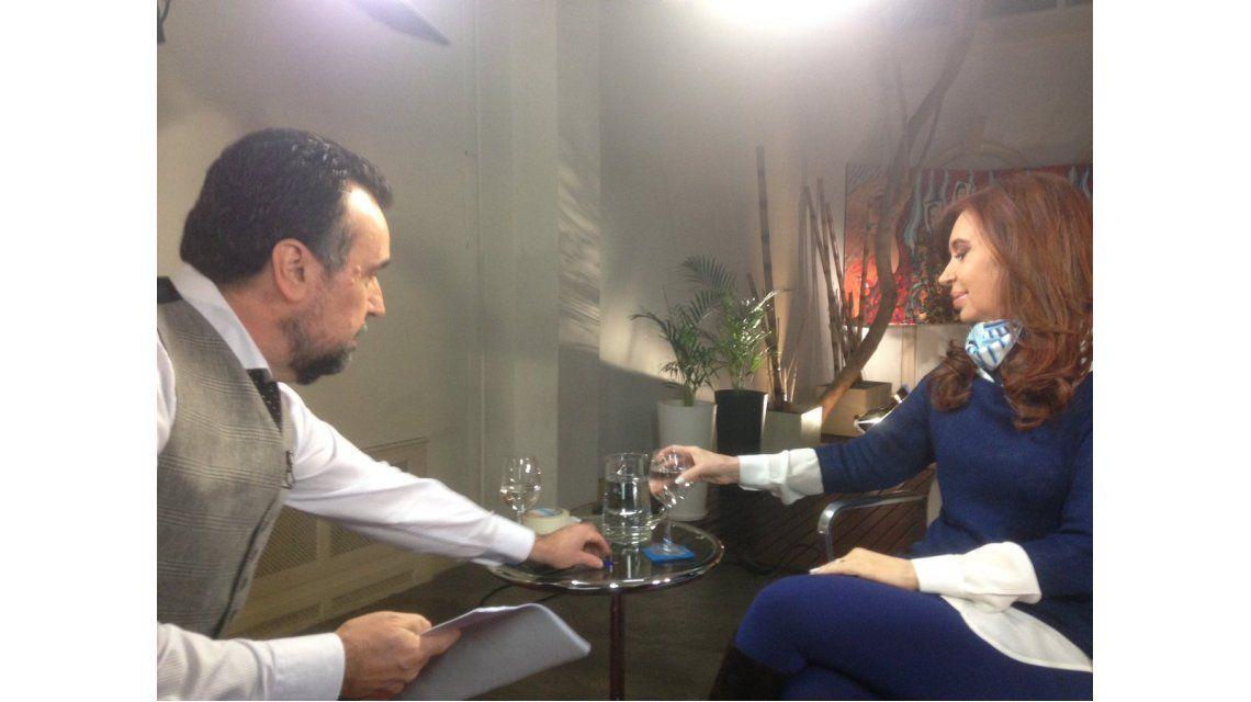 Frases salientes de la entrevista de Cristina Kirchner en C5N