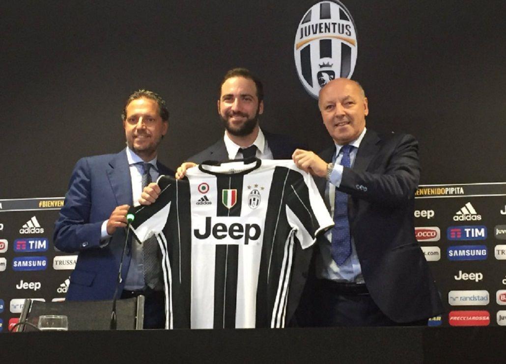 Higuaín rompió el silencio y explicó por qué cambió Nápoli por Juventus