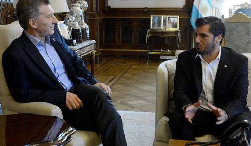 ¿Lo logrará? Pichot le propondrá a Macri que Argentina organice el Mundial 2027