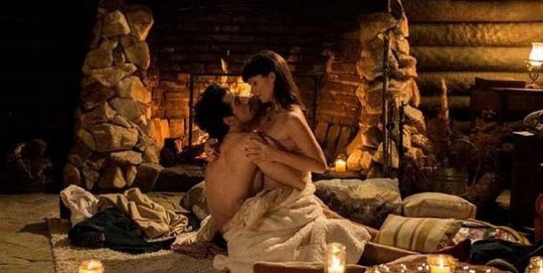 Cómo se hizo la escena de sexo entre Siciliani y Lamothe