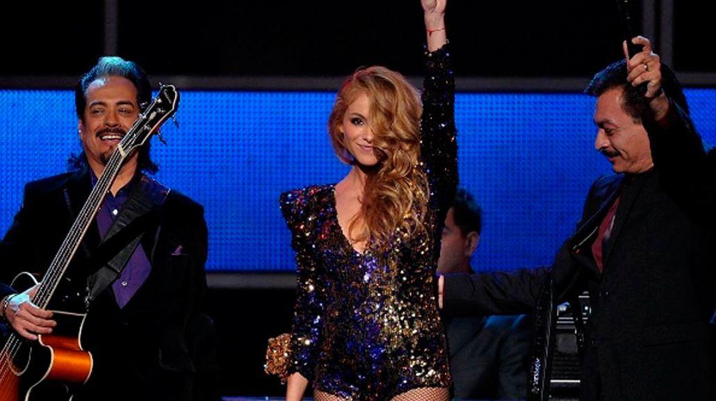 El terrible playback de Paulina Rubio que decepcionó a todos