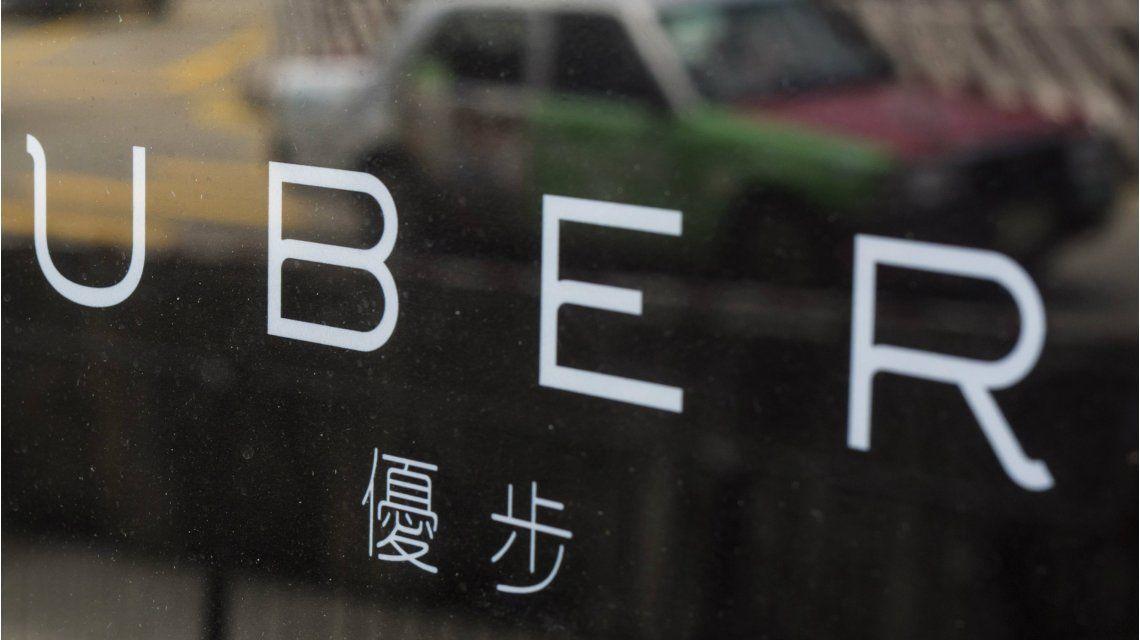 China legalizó Uber y otras redes de transporte compartido