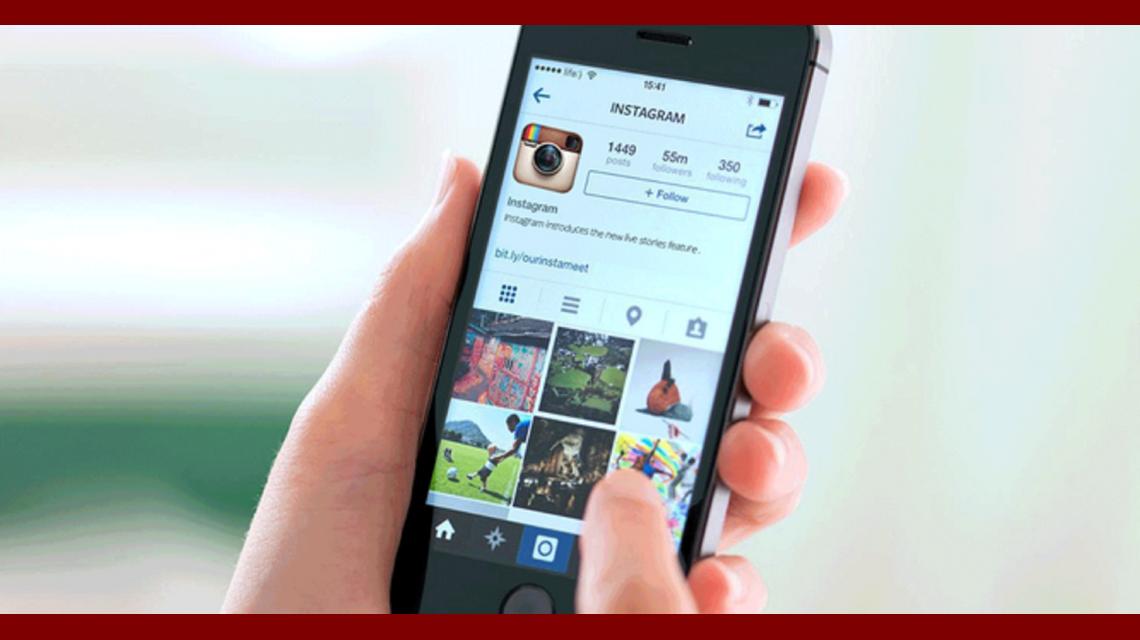 Instagram no quiere perder terreno y desafía a Snapchat
