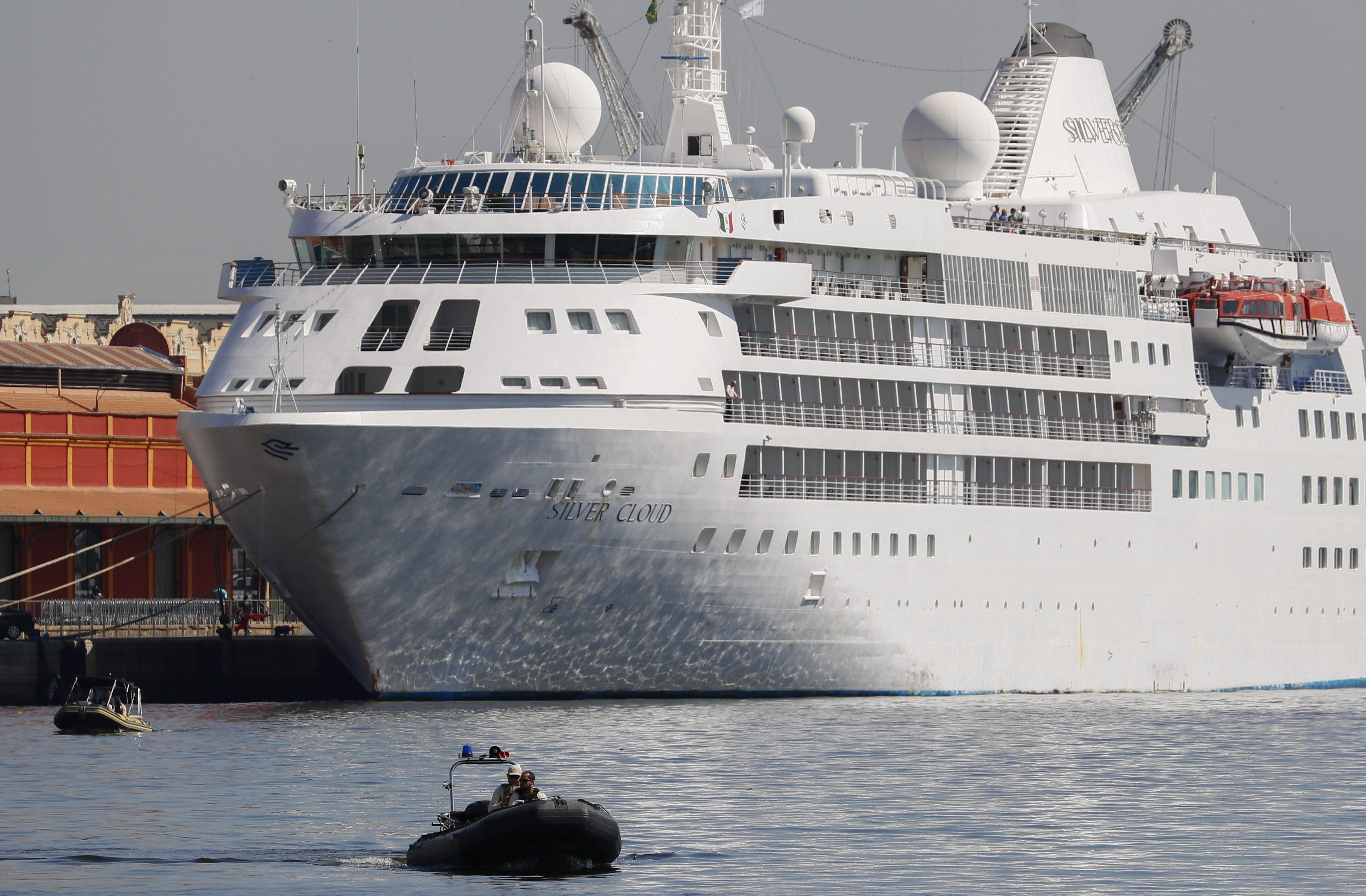 Las estrellas de la NBA llegaron a Río en un crucero seis estrellas con protección antibalas