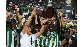 Atlético Nacional venció a Independiente del Valle y es el campeón de América