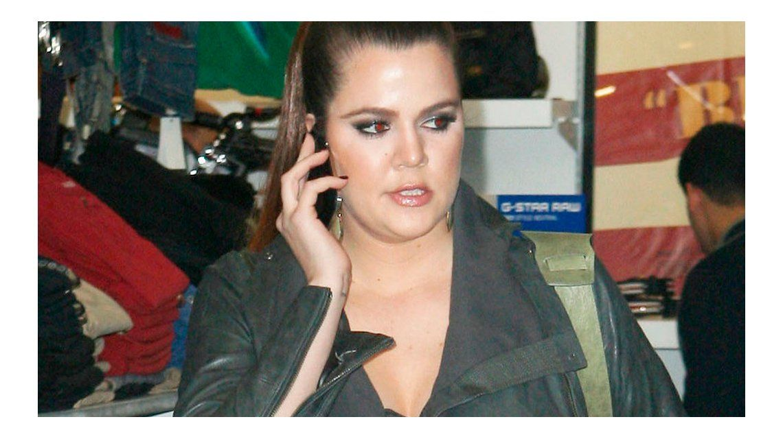La increíble transformación de Khloe Kardashian tras perder 18 kilos
