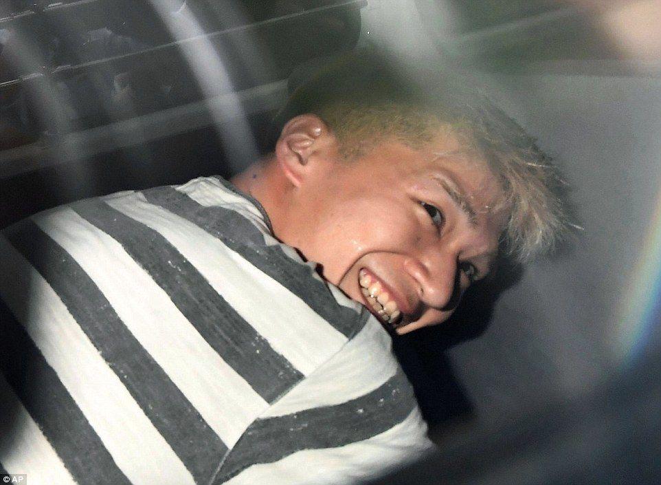 El autor de la masacre de los discapacitados en Japón describió su macabro plan en febrero