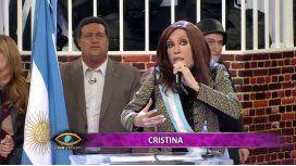 Nunca recibí presiones por hacer de Cristina